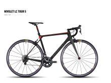 Kolo GHOST Nivolet Tour LC 5 black/red 2016