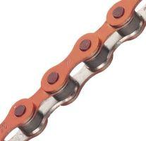 Řetěz KMC S-1 oranžový