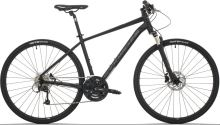 Kolo Rock Machine Crossride 700 Mat Black/Grey/Dark Grey 2019