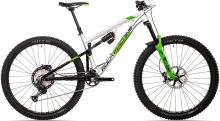 kolo Rock Machine Blizzard TRL 90-29 gloss silver/black/DVO green 2021