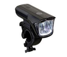Světlo přední Author A-Xray 150 lm černá/stříbrná