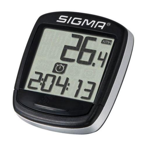 Cyklocomputer SIGMA Baseline 500 2015