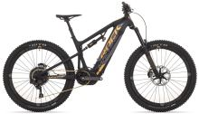 Rock Machine Blizzard INT eLTD-27+ black/Öhlins gold/dark grey