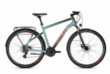 Kolo GHOST SQUARE Trekking 2.8 AL River Blue / Jet Black / Monarch Orange model 2020