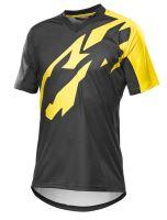 Dres MAVIC Crossmax Pro Jersey kr. rukáv 2016 black/yellow