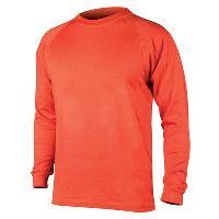 ENDURA BaaBaa Merino spodní vrstva - dlouhý rukáv Orange