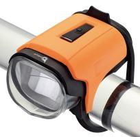 Světlo přední OWLEYE Highlux 18 dobíjecí oranžové