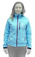 Bunda ROCK MACHINE Softshell women blue