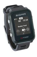 Chytré hodinky SIGMA iD FREE šedé