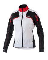 Cyklistická bunda KALAS TITAN X6 Winter červená dámská