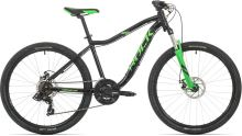 "Rock Machine 26"" Storm 26 black/neon gree/dark grey"