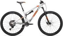 Kolo Rock Machine Blizzard XCM 70-29 gloss silver/neon orange/black