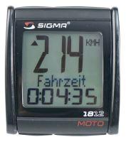 Cyklocomputer SIGMA MOTO 18.12 pro moto (399km)