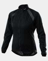 Cyklistická bunda KALAS W&W PURE dámská černá