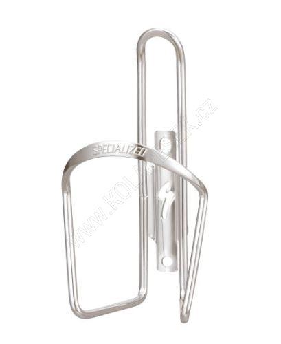 Košík SPECIALIZED E CAGE 6.2 stříbrná