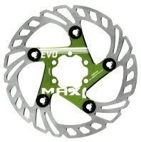 Brzdový kotouč MAX1 Evo zelený