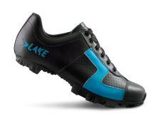 Tretry LAKE MX1C černo/modré vel.43