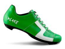 Tretry LAKE CX1 zeleno/bílé vel.42
