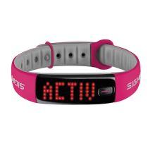 Fitness náramek SIGMA Activo růžový