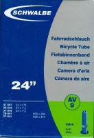 """Duše Schwalbe 24"""" AV9 28/47-541"""
