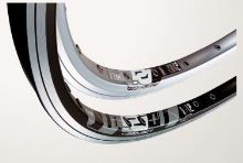 Ráfek MACH SIL RJ PROJECT 700C/32/1nýt černý