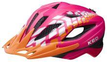 Přilba KED Street Junior Pro M pink vel. 53-58 cm