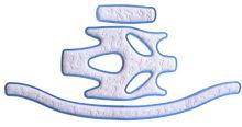 Náhradní výstelky do přilby KED Certus Pro