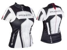 AUTHOR Dres Lady Sport k/r (12B černá/bílá)