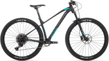 "Kolo Rock Machine Torrent 70-29 mat black/petrol blue/dark grey vel. XL (21"") 2020"