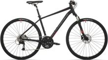 Kolo Rock Machine Crossride 500 Mat Black/Brick Red/Dark Grey 2019