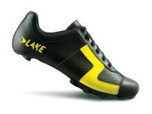 Tretry LAKE MX1C černo/žluté vel.44