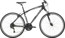 "Kolo Rock Machine CrossRide 350 22"" (XL) black/white/dark silver"