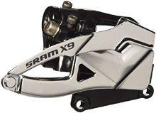 Přesmykač SRAM X.9 2x10 S1 42z bottom pull