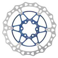 Brzdový kotouč A2Z TY-SPV-TH-srdce, modrá