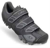 Tretry GIRO CARBIDE black/charcoal