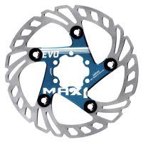 Brzdový kotouč MAX1 Evo modrý