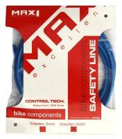 Bowden MAX1 4mm modrý balení 3m