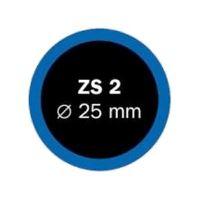 Záplaty FERDUS ZS 2 pr.25mm