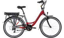 Elektrokolo Lovelec Polaris Red/Grey model 2021, 468Wh