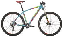 Rock Machine 29er Torrent 90 petrol blue/radioactive yellow/red 2017