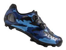 Tretry LAKE MX332 camouflage blue vel.43