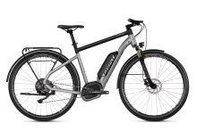 Elektrokolo Ghost 2019 Hybride Square Trekking B2.8 AL U iridium silver / jet black