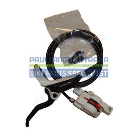 SHIMANO brzd-set kot. ALTUS BR-M365 zadní/BL-M365 bez adapt polymer SMBH59/1700mm bílá