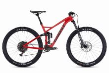 Kolo GHOST SLAMR X7.9 AL - Riot Red / Jet Black model 2020