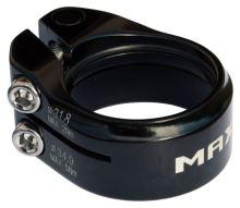 Sedlová objímka MAX1 Double 34,9mm imbus černá