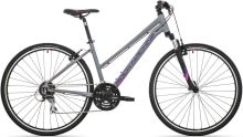 Kolo Rock Machine Crossride 250 Lady Mat Grey/Pink/Violet 2019