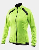Cyklistická bunda KALAS W&W PURE dámská fluo