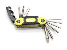 AUTHOR Nářadí AHT ToolBox 12  (žlutá-neonová/stříbrná)