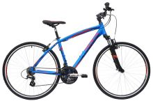 Kolo Rock Machine CrossRide 100 Blue/Black/Red
