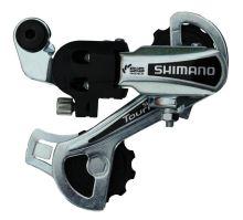 Přehazovačka Shimano RD-TY21GSD bez háku 6speed stříbrný